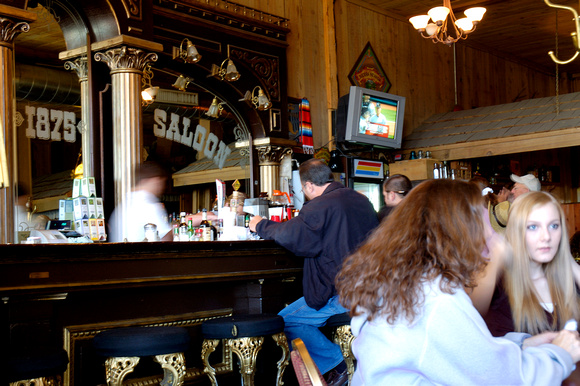 1875 Saloon, Virginia City, Nevada